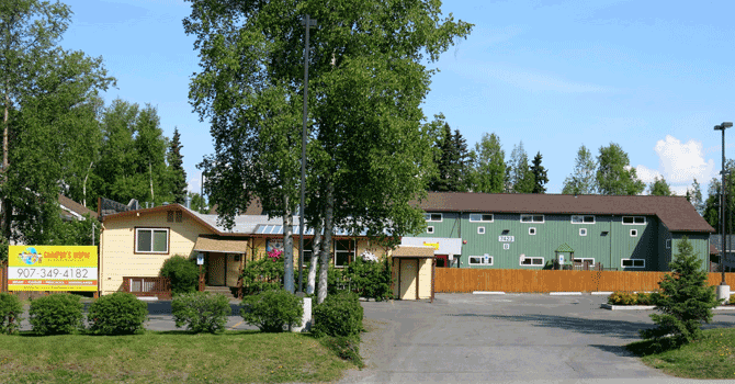 Frontal View of Childrens World Montessori School